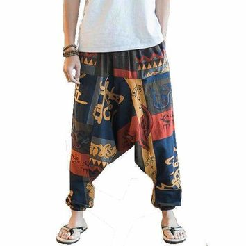 Aladdin Baggy Trousers
