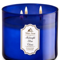 3-Wick Candle Midnight Blue Citrus