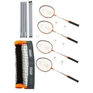 Coleman Badminton Sport Outdoor Game 2000012486