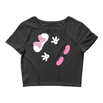 Creating a Little Disney Magic Baby Girl Crop Top