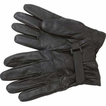 Solid Genuine Lambskin Leather Driving Gloves