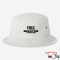 Free Hugs - Copy bucket hat