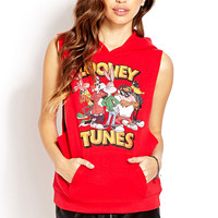 Looney Tunes Sleeveless Sweatshirt