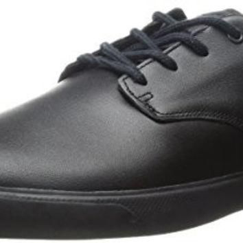 Lacoste Men's Espere 117 1 Casual Shoe Fashion Sneaker, Black, 7 M US