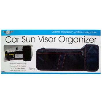 Car Sun Visor Organizer ( Case of 12 )
