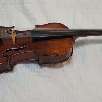 "Antonius Stradivarius Original Replic 14"" Full Size Violin Anno 1721"