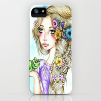 The Lost Princess iPhone Case by Krista Rae | Society6