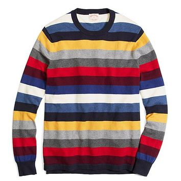 Fun Stripe Crewneck Sweater