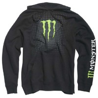 One Industries Monster Matrix Men's Hoody Pullover Casual Sweatshirt/Sweater