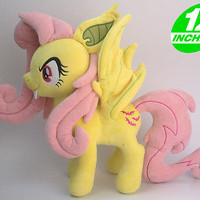 My Little Pony G4  FLUTTERBAT Fluttershy Plush
