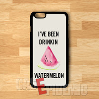 i ve been drinkin watercolor art-NY for iPhone 4/4S/5/5S/5C/6/ 6+,samsung S3/S4/S5,S6 Regular,S6 edge,samsung note 3/4