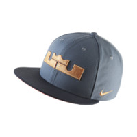 LeBron XI True Adjustable Hat Size ONE SIZE (Grey)