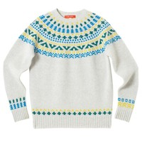 Tipi Sweater - Grey - Donna Wilson