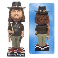 Lost Hugo Hurley Reyes Bobble Head - Bif Bang Pow! - Lost - Bobble Heads at Entertainment Earth