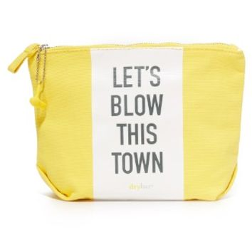 Blow This Town Cosmetic Case
