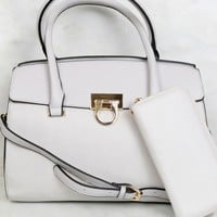 By Your Side Classic Shoulder Bag
