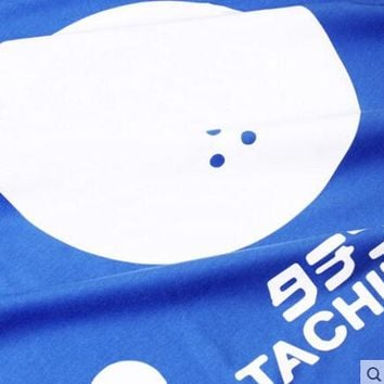 New Ghost in the Shell T-shirt Anime TACHIKOMA Men t shirt Cotton Summer Loose women Tees tops