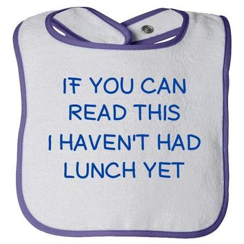 Read This Bib, New Baby Gifts, Baby Clothes, Funny Baby Bibs, Baby Shower Gift, Custom Baby Bib, Personalized Baby Bib, Baby Gifts