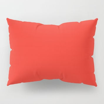 Pomegranate Breadth Pillow Sham by deluxephotos