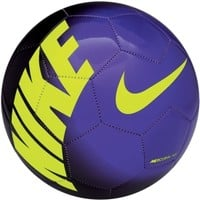 Nike Mercurial Fade Soccer Ball - Purple/Volt | DICK'S Sporting Goods