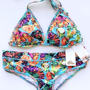 Gacela Bikini Set by Agua Bendita Swimwear