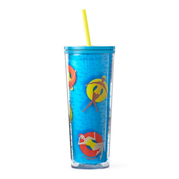 Blue Beach Beauties Cold Cup