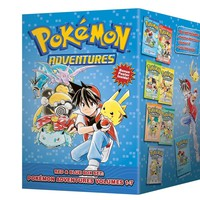Pokemon Adventures Pokemon BOX