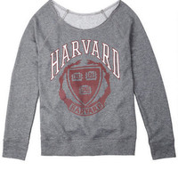 Harvard® Sweatshirt - Heather Grey