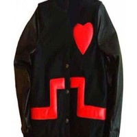 Chris Brown Valentine Day Jacket - All Season Wear