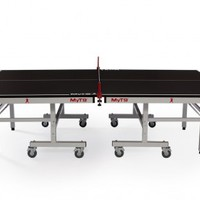 MyT9 Black Table Tennis Table Package | Killerspin