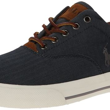 Polo Ralph Lauren Men's Vaughn Fashion Sneaker Denim 16 D(M) US '