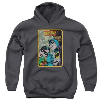 Batman - Detective #380 Youth Pull Over Hoodie