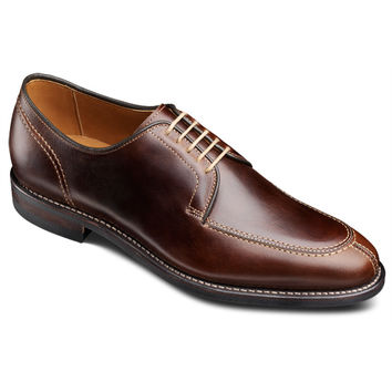 Clark Street - Split-toe Lace-up Oxford Men's Casual Shoes by Allen Edmonds