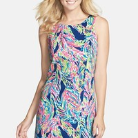 Women's Lilly Pulitzer 'Cathy' Cotton Shift Dress,