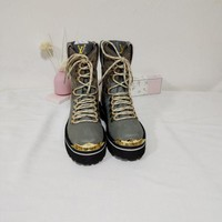 DCCK LV Louis Vuitton Men Casual Fashion Martin Boots Shoes