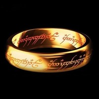 One Ring of Power The Lord of Rings