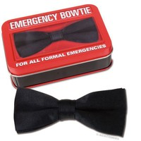 Emergency Bowtie - Whimsical & Unique Gift Ideas for the Coolest Gift Givers