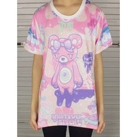 Bear Fairy Kei T-Shirt