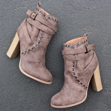 fairest ankle boot of them all (more colors)