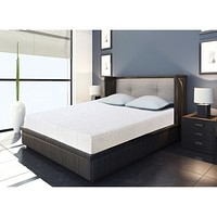 Queen size 9-inch Thick 5-Layer Gel Infused Memory Foam Mattress