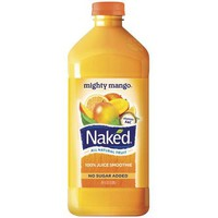 Naked Juice Mighty Mango Juice Smoothie, 64 fl oz - Walmart.com