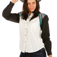 Rodeo Drive Western Button Down