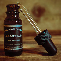 Natural Beard Oil by Loma Wax Co®