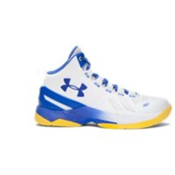 Under Armour Boys' Grade School UA Curry Two Basketball Shoes