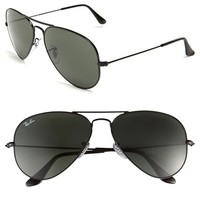Men's Ray-Ban 'Original Aviator' 58mm Sunglasses