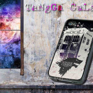 iphone case,Bad Wolf House Stark,iphone 5 case,iphone 4/4s case,samsung s3,s4 case,accesories,cell phone,hard plastic.