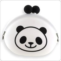 Shop | Category: Bags & Pouches | Product: Pochi Panda Coin Purse - Smile