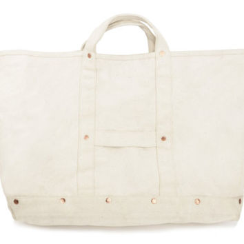 Grand Hanh Supreme Quality Canvas Tool bag / canvas tote bag / canvas bag / tool bag / vintage canvas tote bag / garden tote / garden bag