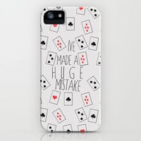 Arrested Development : I've Made a HUGE MISTAKE iPhone & iPod Case by Katie Wohl   Society6