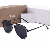 Dior Woman Fashion Summer Sun Shades Eyeglasses Glasses Sunglasses-39